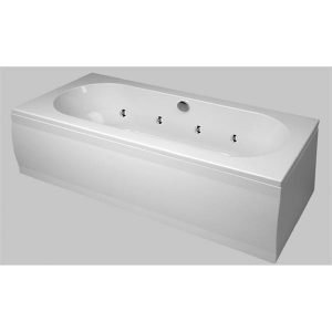 Cork Builders Providers BOLOGNA WHIRLPOOL BATH 1800x800mm