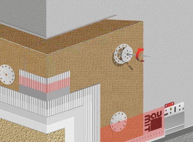 Cork Builders Providers EXTERNAL WALL INSULATION
