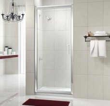 Cork Builders Providers MERLYN SERIES 8 INFOLD SHOWER DOOR