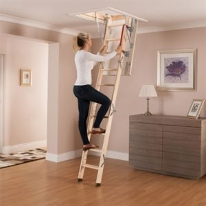 Cork Builders Providers loft ladder