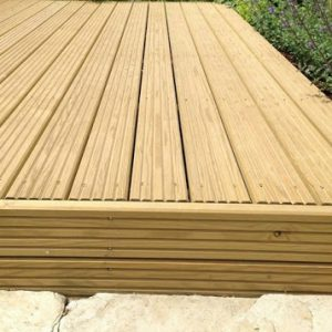 Treated timber, Decking & Sleepers
